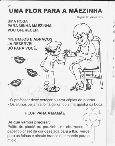atividades dia das maes. +200 Atividades - Dia das Mães