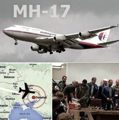 Malaysian MH-17 black boxes being delivered