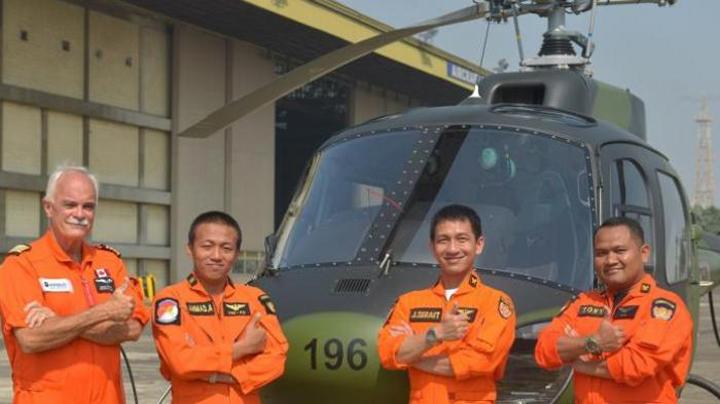 Helikopter Fennec TNI