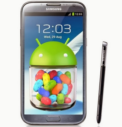 Android 4.3 Jelly Bean update for Samsung Galaxy Note II leaks