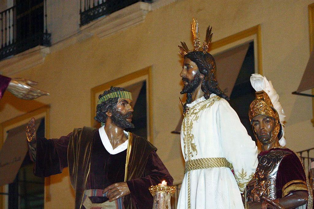 Ntro. Padre Jesús ante Anás - Sevilla