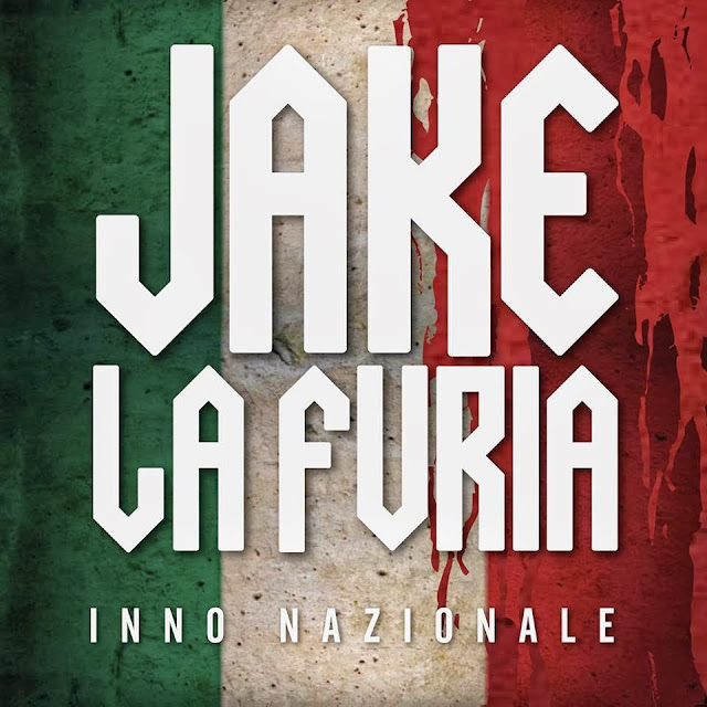 Jake La Furia - Inno Nazionale - copertina testo video download