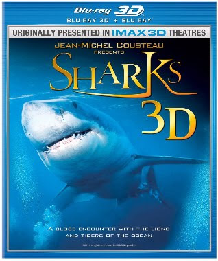 Jean-Michel Cousteau's Sharks in 3D