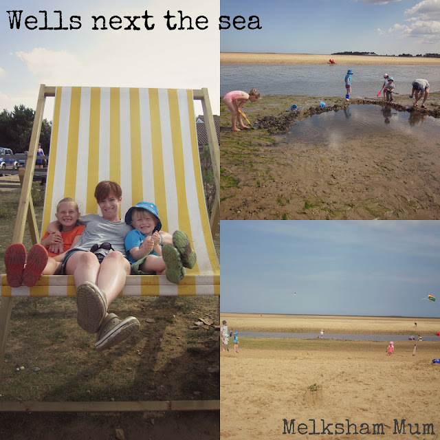 Wells next the sea