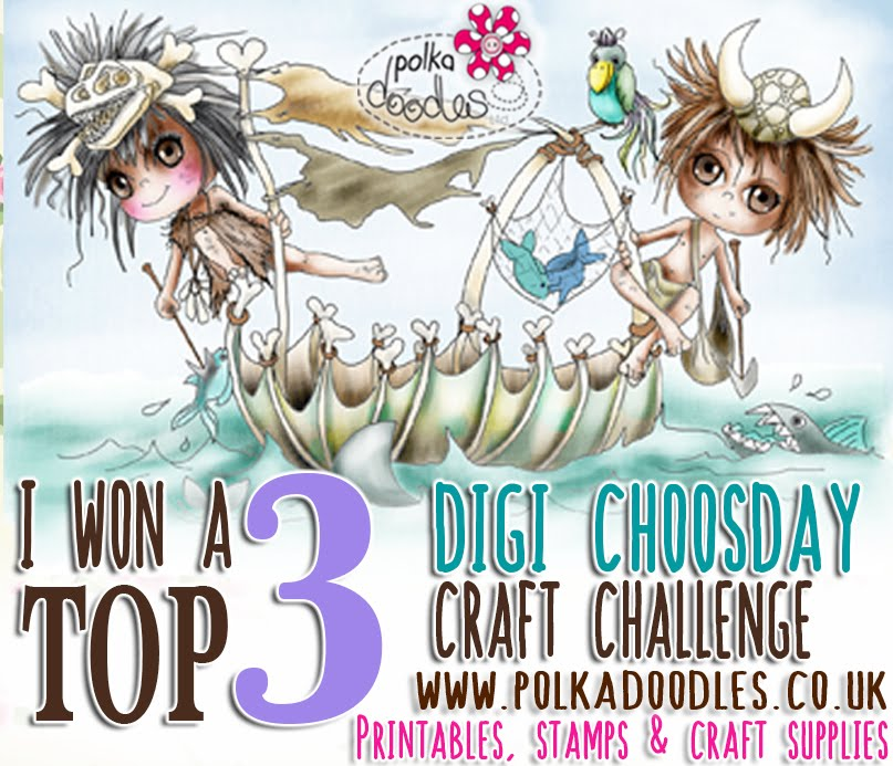 Top 3 at Digi Choosday again!