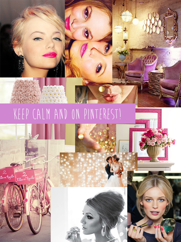 Keep Calm and Pinterest joy!!