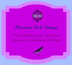 Brocante Viola Vintage