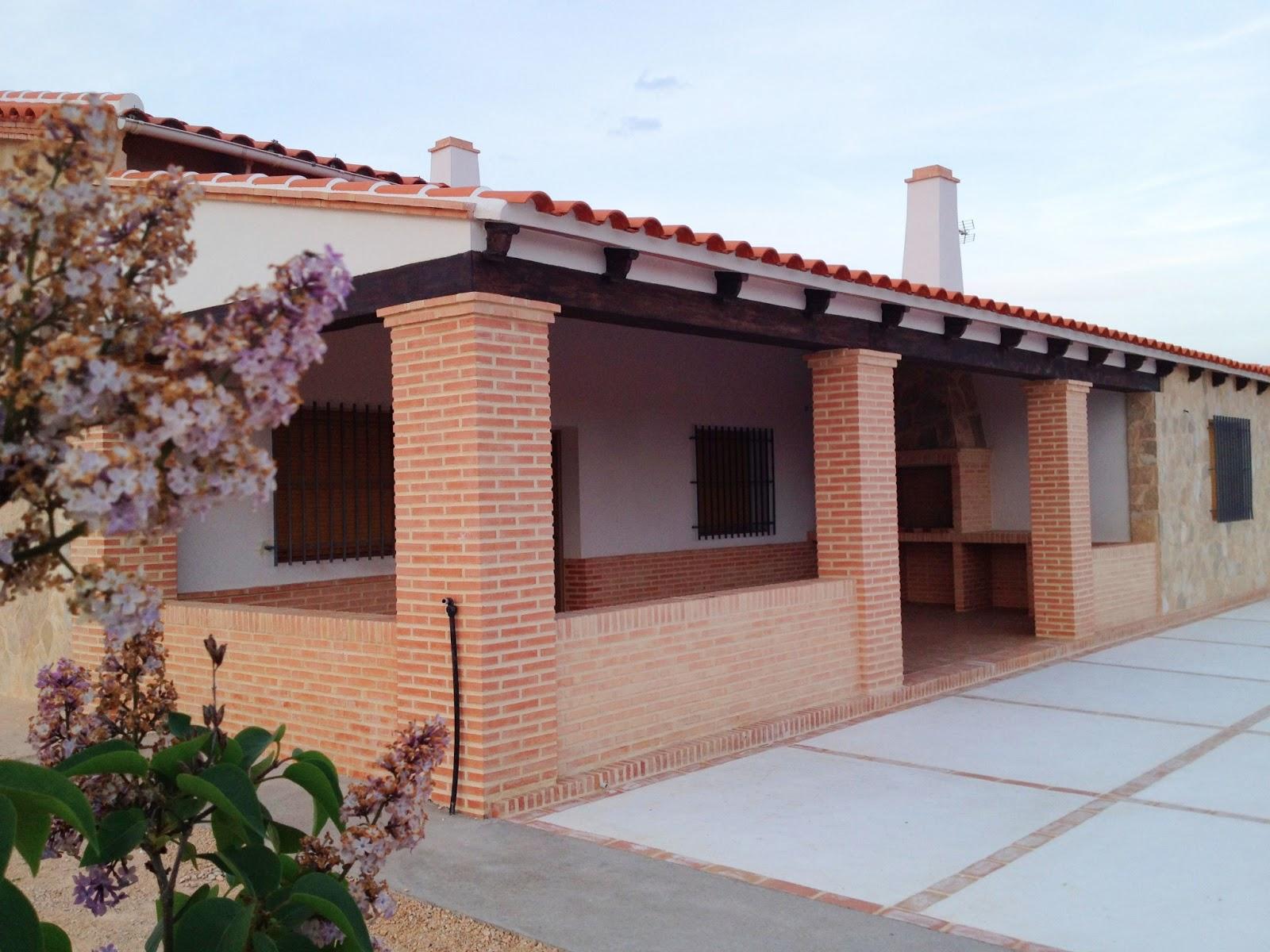 Mi casa decoracion casas de campo en villarrobledo for Pisos alquiler villarrobledo