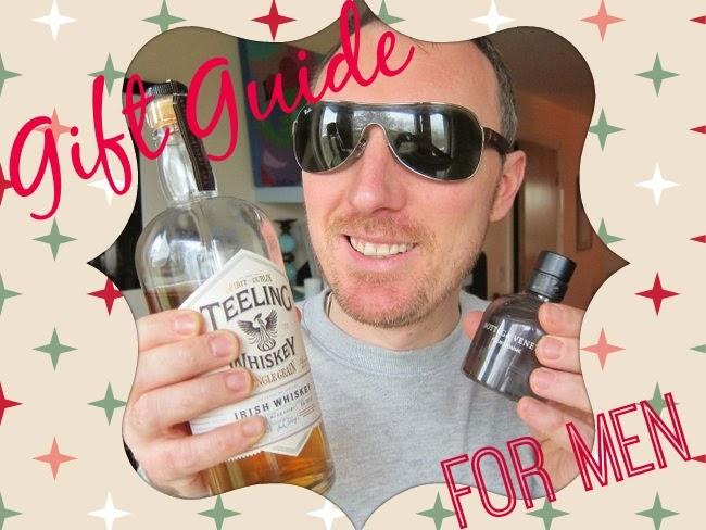 Christmas gift guide for men 2013