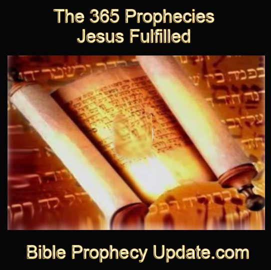 prophecies concerning the second coming of christ Some scholars believe there are more than 300 prophecies about jesus in the  old testament  he sets aside the first to establish the second  and yet to be  fulfilled--such as the coming of christ, one fulfilled prophecy that.
