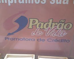 PADRÃO DE VIDA