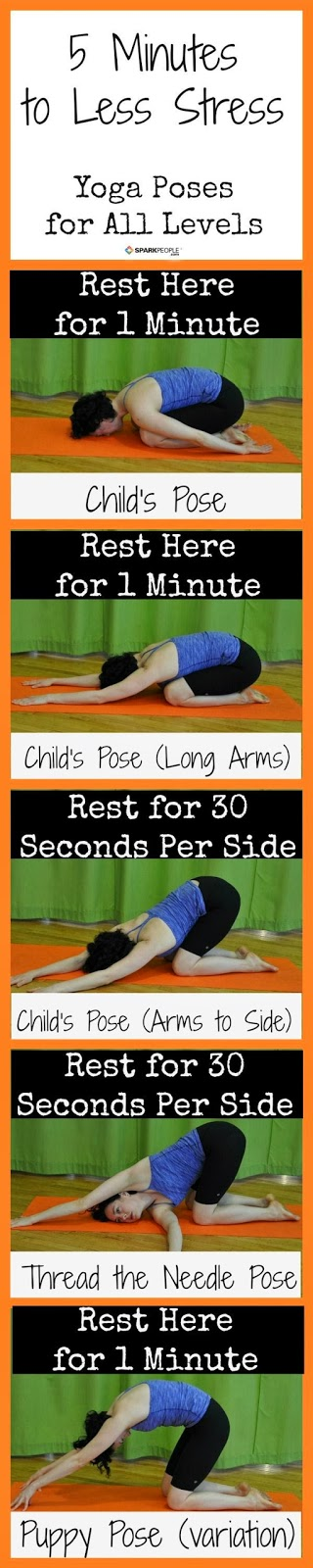 Yoga poses for all levels