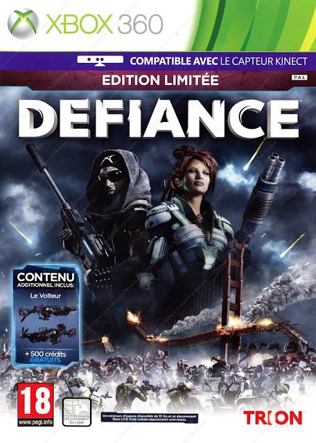DEFIANCE READNFO XBOX360 - SPLIT