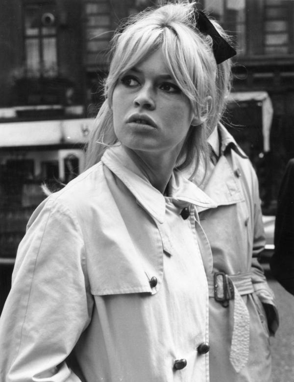 Brigitte Bardot I want a fringe like Brigitte Bardot's