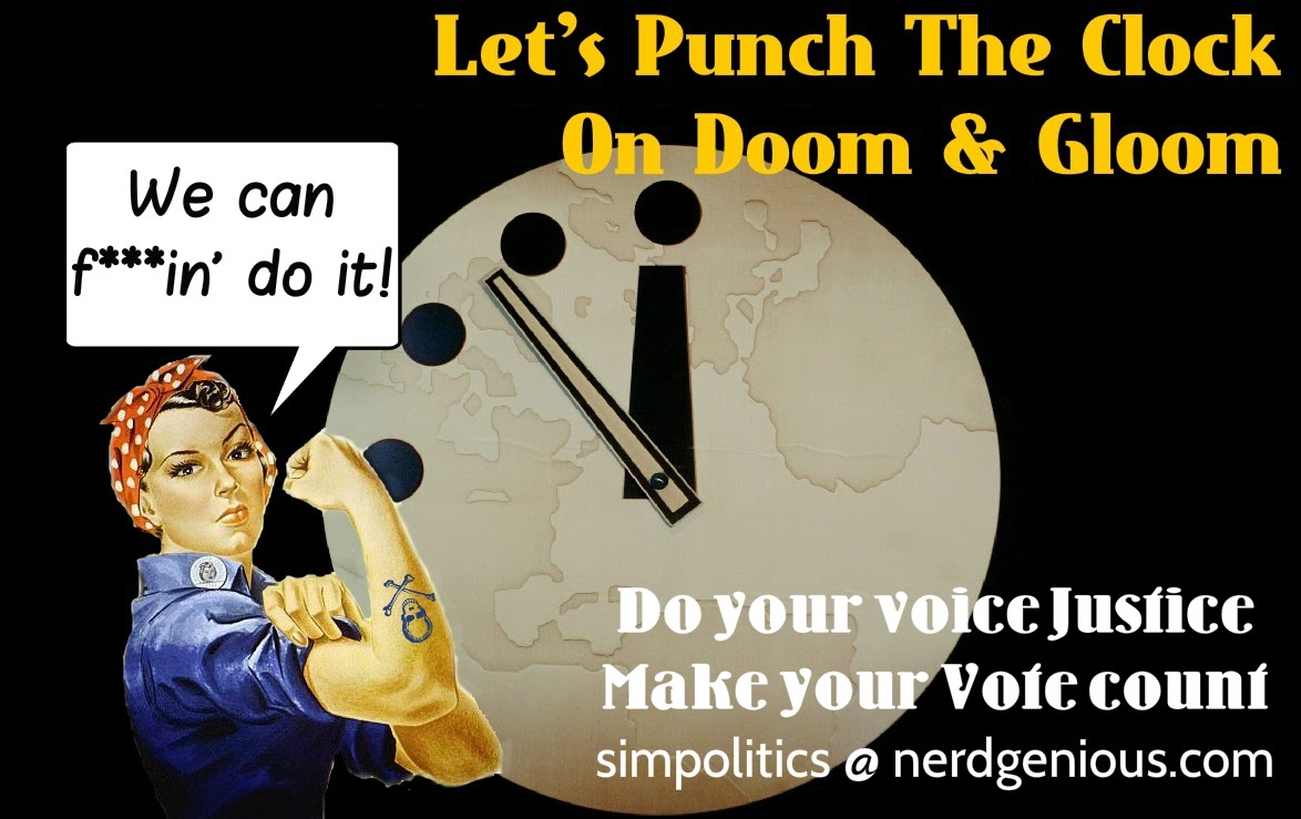 Simpolitics for Nerd Genious debates the political parties gunning for European Parliament