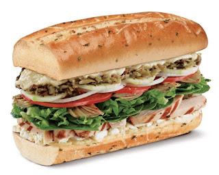 minxeats - recipes, recaps, and restaurant reviews: Firehouse Subs