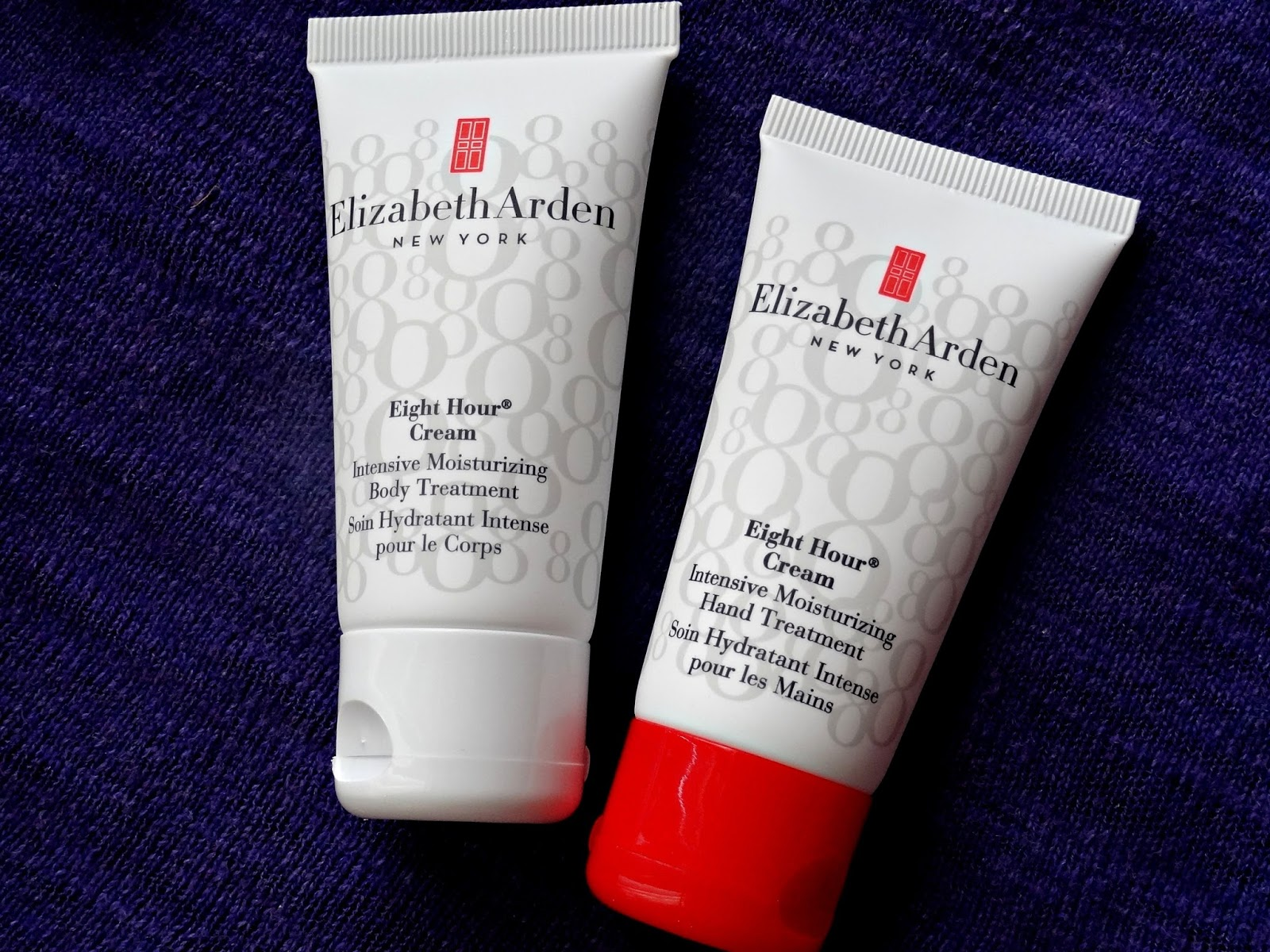 Elizabeth Arden Eight Hour Cream Protectant Beauty Holiday Gift Review, Photos