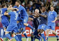 Video Italia vs Inggris Highlight 4-2