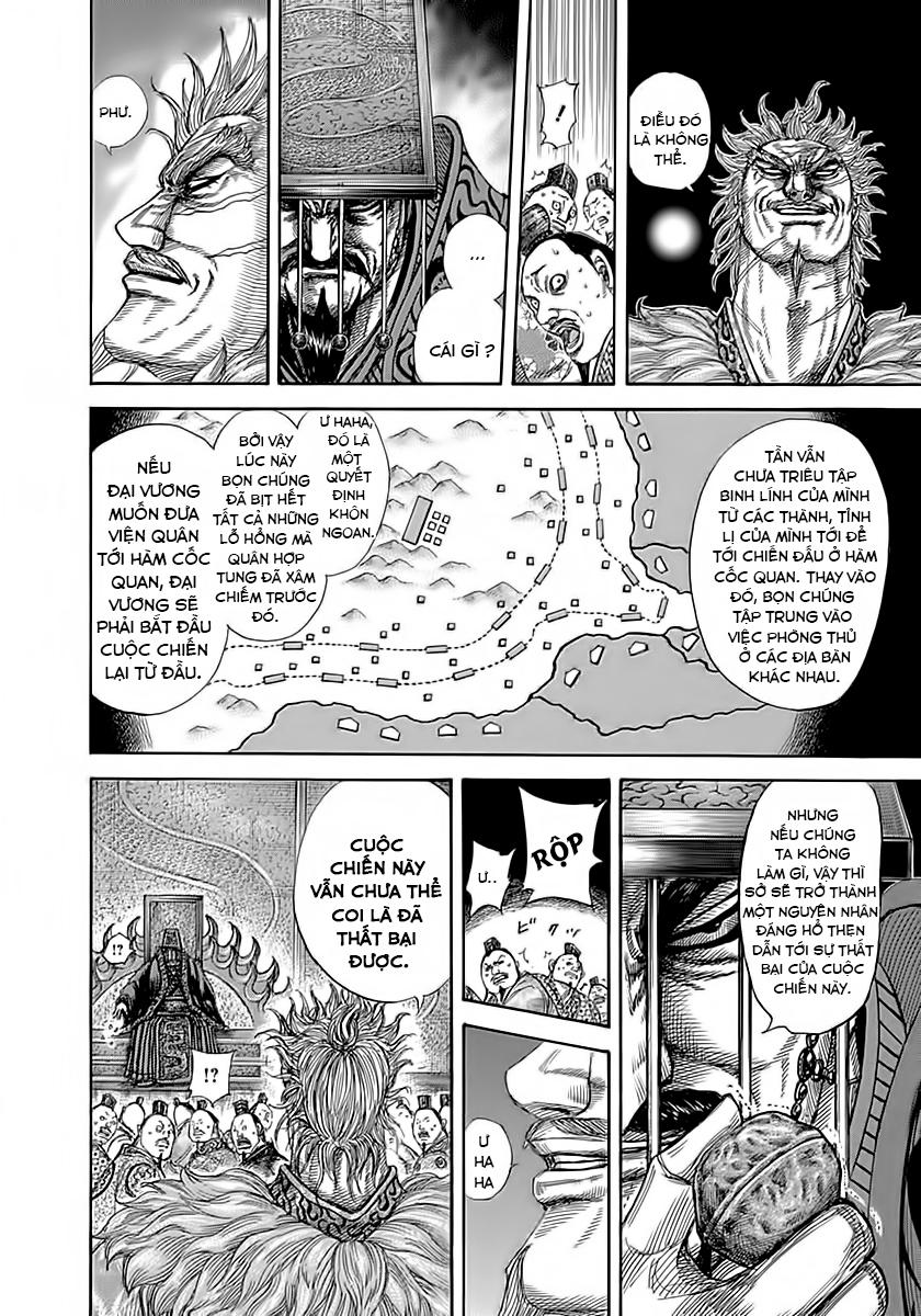 Kingdom - Vương Giả Thiên Hạ Chapter 319 page 15 - IZTruyenTranh.com