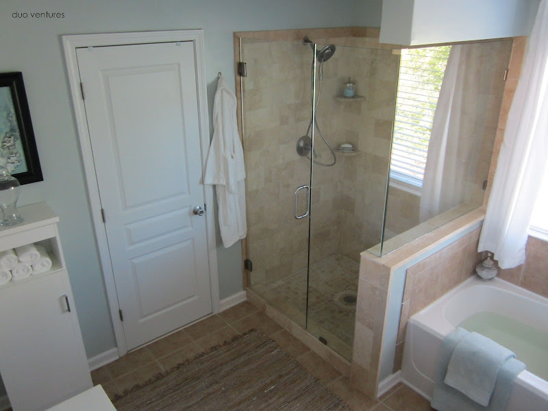 Master Bathroom Makeover title=