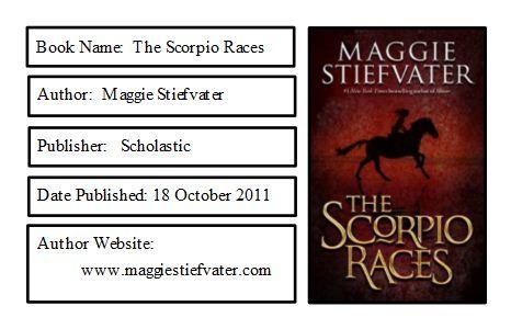 Scorpio Races Man Vs Nature