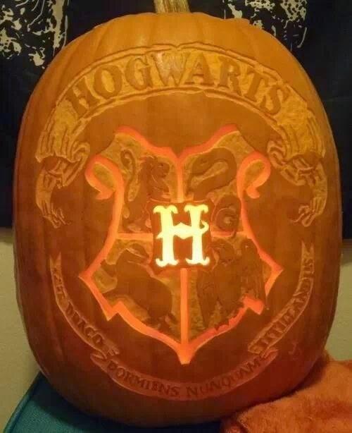 Hogwarts Pumpkin