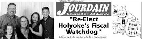 Re-Elect Holyoke's Fiscal Watchdog!