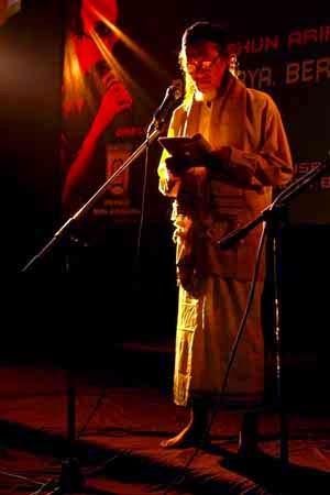 Tadarus Puisi di Banjarbaru