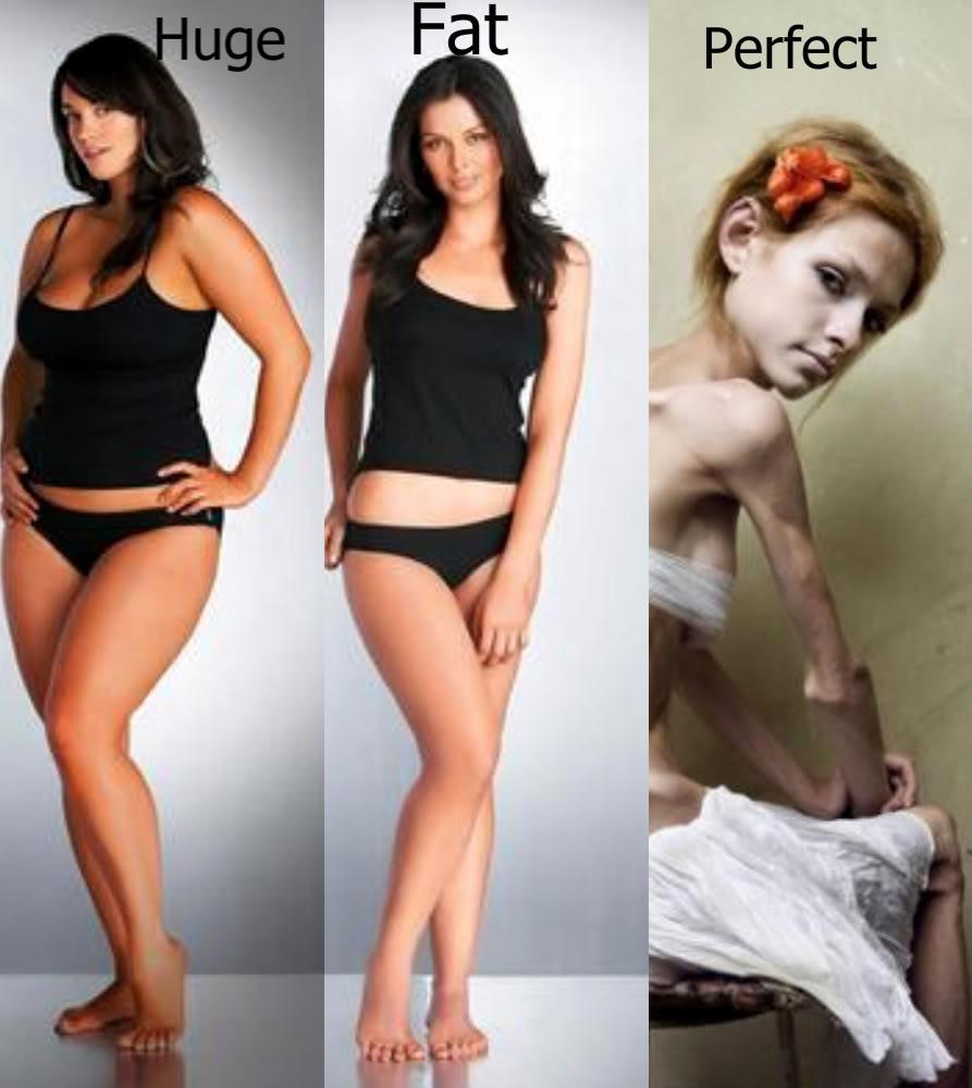 Carteles y desmotivaciones de isabelle caro anorexia en su honor memes