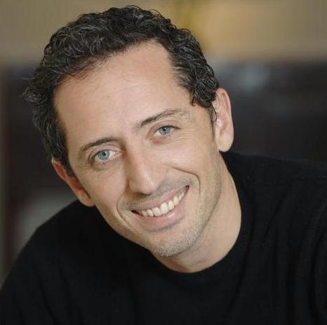 Gad Elmaleh, el hombre al que ama Carlota Casiraghi Gad_elmaleh