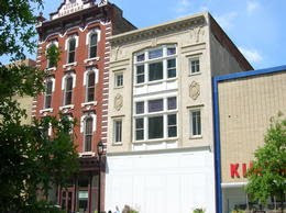 Building on Fayettville St.  Could be Yours