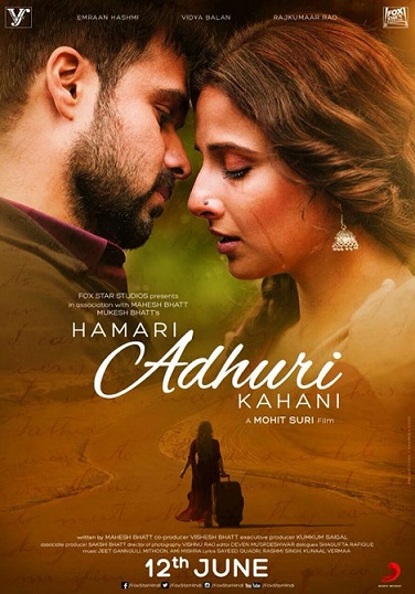 Hamari Adhuri Kahaani (2015) tainies online oipeirates