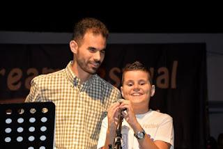 Αυγουλάς και Γιαννάκης στην σκηνή του Dream Music Festival