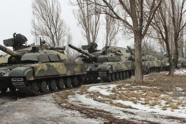 Sobre los T-64 y su desempeño en Ucrania B87-LWzCcAAlXql