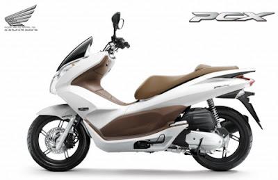 Honda pcx 125 Motor Harga dan spesifikasi