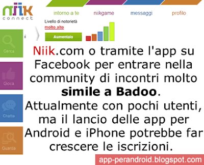 fare sess chat gratis per android