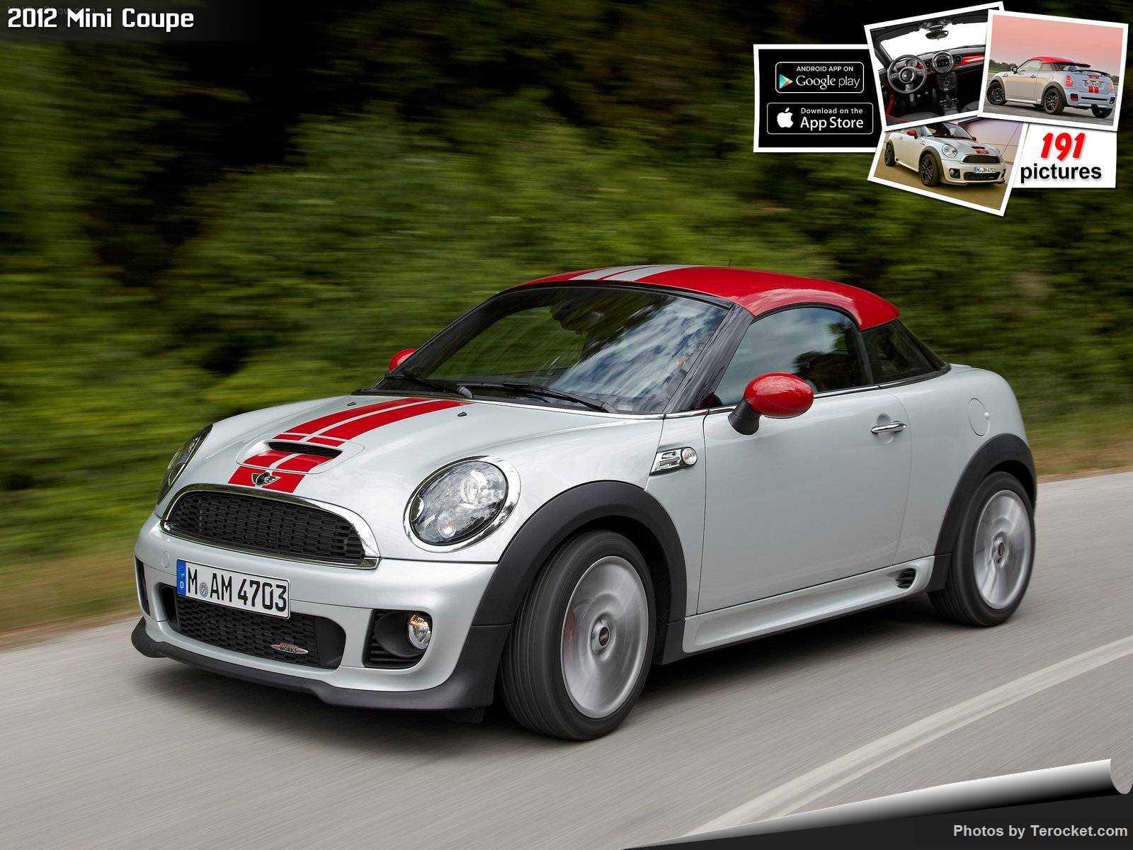 Hình ảnh xe ô tô Mini Coupe 2012 & nội ngoại thất