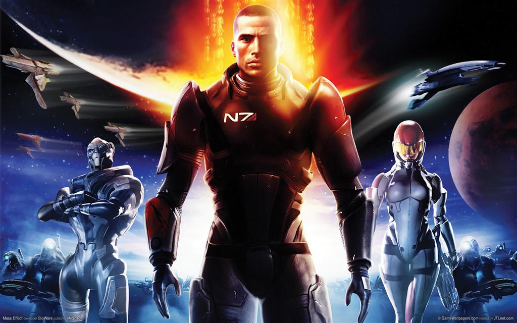 Mass Effect HD & Widescreen Wallpaper 0.801628058256136