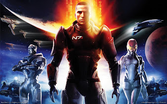 #29 Mass Effect Wallpaper