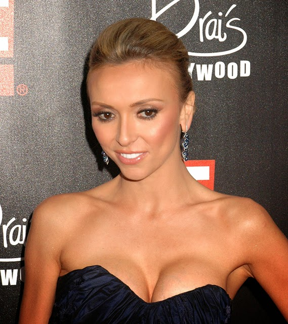 Boobs giuliana rancic