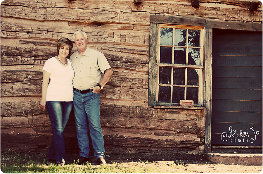 Jim & Betty - 42nd Anniversary {Zion Canyon Portrait Photography}