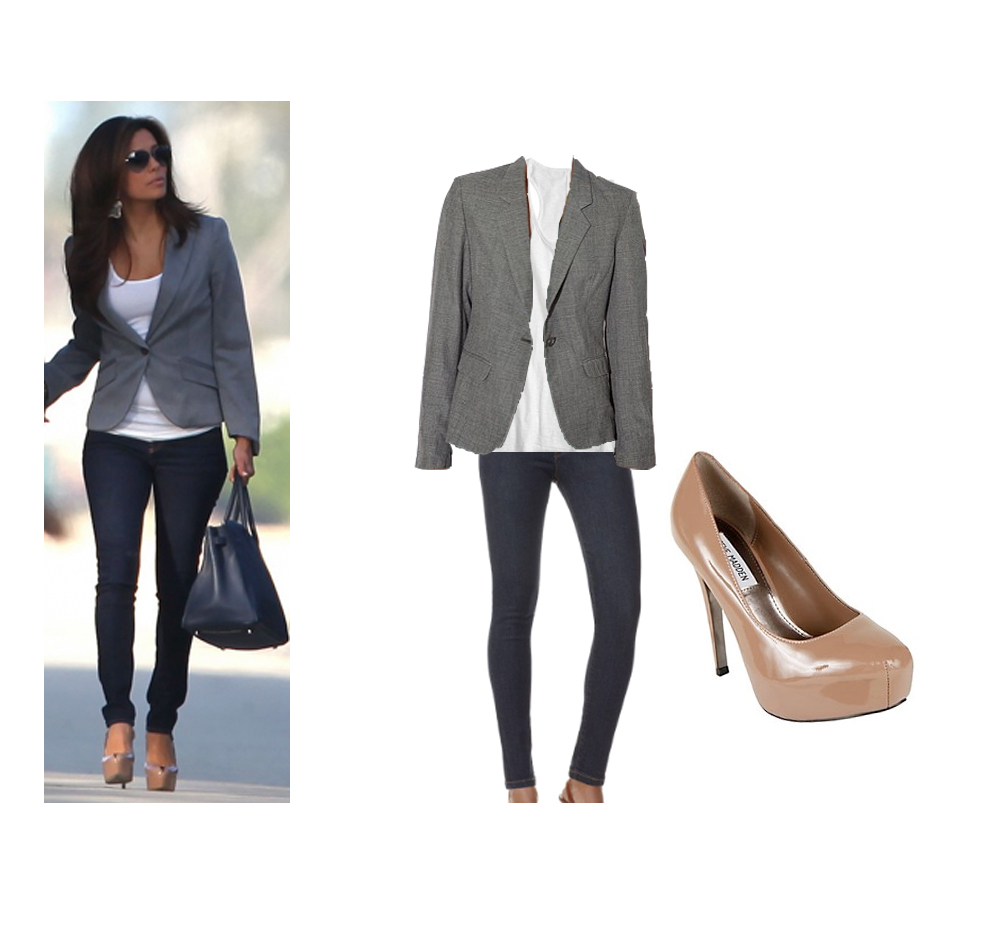 Style Trend that I Love... Skinny Jeans and Heels