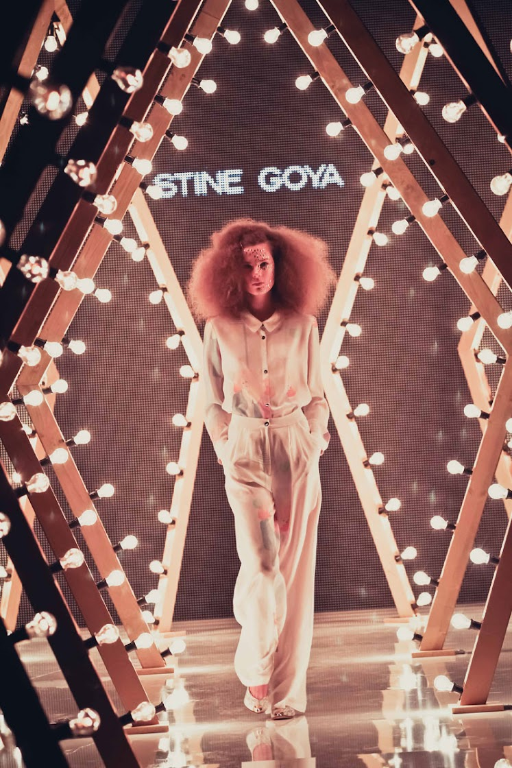 Stine Goya La Parade Merveilleuse Spring/Summer 2013 Women's Collection