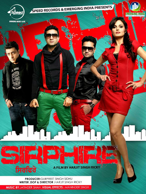 Official Sirphire Movie HD Poster