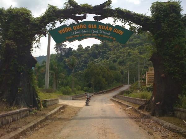 Cho thuê xe ở tại Phú Thọ- Rừng Quốc gia Xuân Sơn