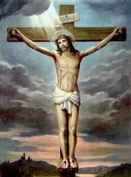 Jesus Cristo, o meu salvador.