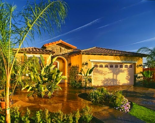 amazing front house home exterior with beautiful garden