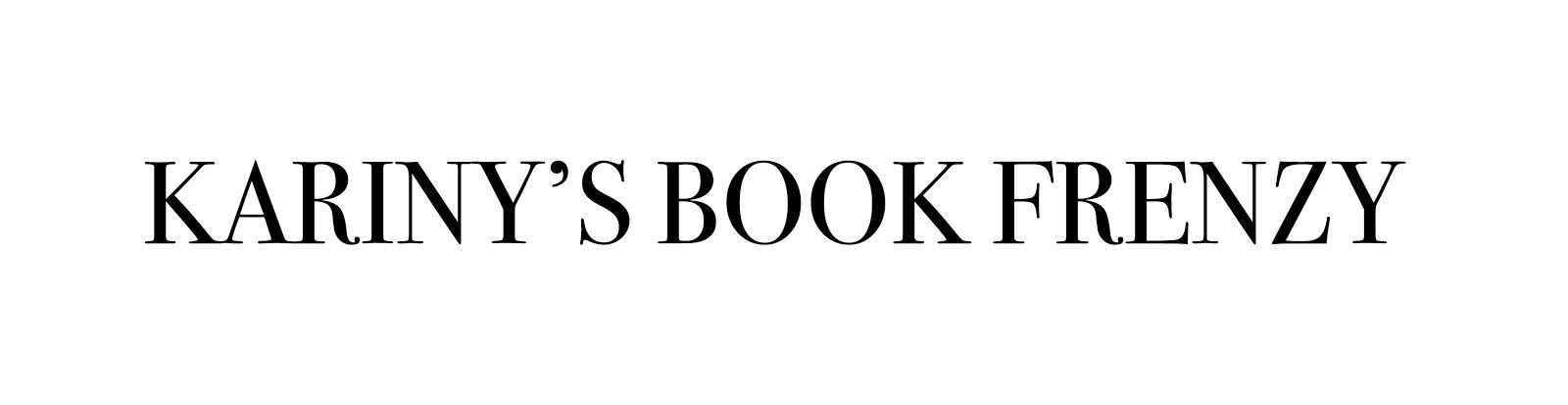 kariny's book frenzy