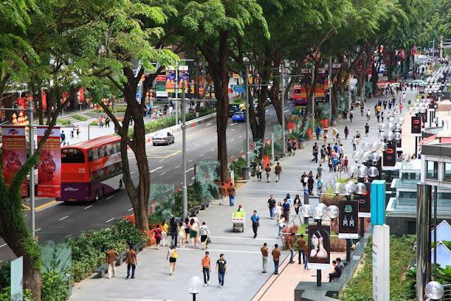 jalan orchard singapura