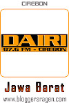 Dairi FM 87.6 MHz Cirebon